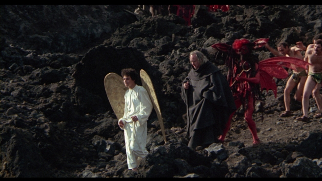 A scene from Pasolini's The Canterbury Tales